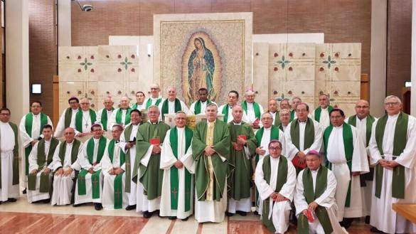 Obispos Ecuador en Vaticano