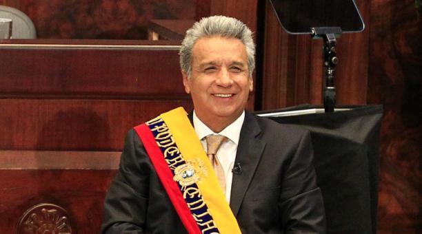 Presidente Lenin Moreno