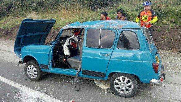 Carro colombiano