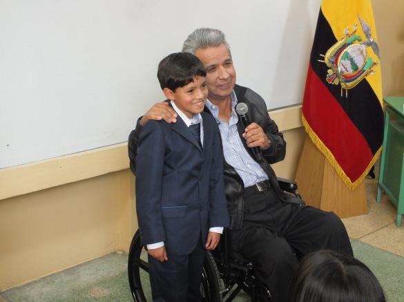 Visita presidencial