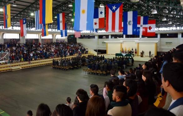 UPEC inauguración