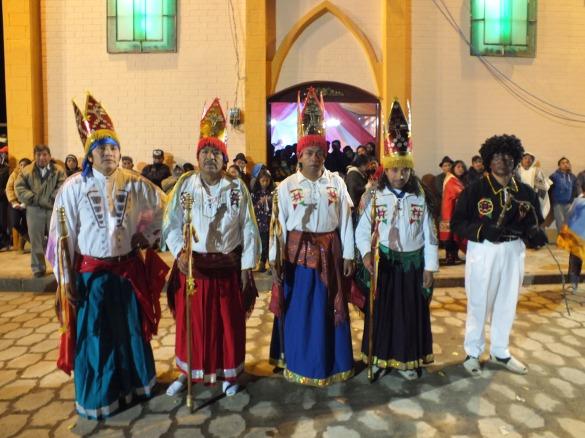 Danzantes de Corpus