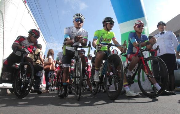 Ciclismo 2 etapa