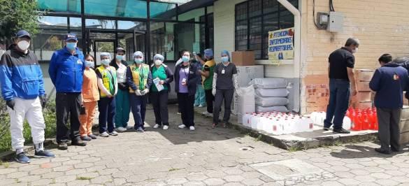 Ayudas en Huaca