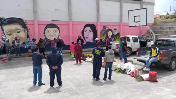 Trueque La Paz