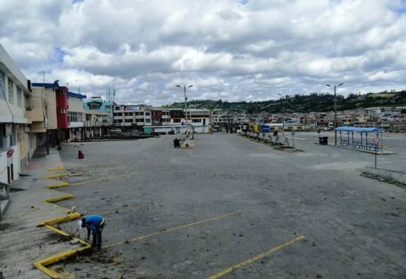 Terminal Tulcán